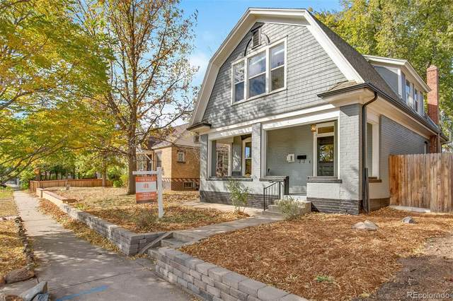 3847 Irving Street, Denver, CO 80211 (#6466265) :: Real Estate Professionals