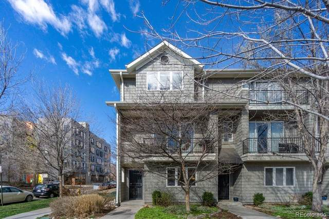 1601 N Franklin Street, Denver, CO 80218 (MLS #6466285) :: Kittle Real Estate