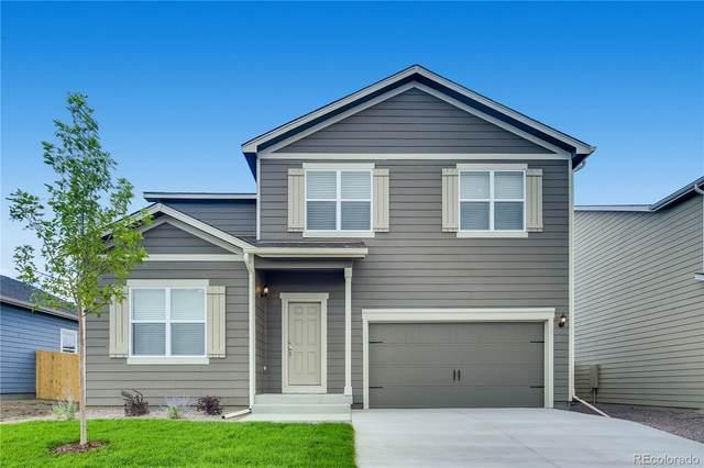 321 Thomas Avenue, Keenesburg, CO 80643 (#6466369) :: The Harling Team @ Homesmart Realty Group