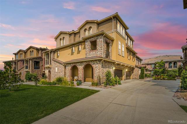 3437 Rosato Drive A, Highlands Ranch, CO 80126 (MLS #6466538) :: Stephanie Kolesar