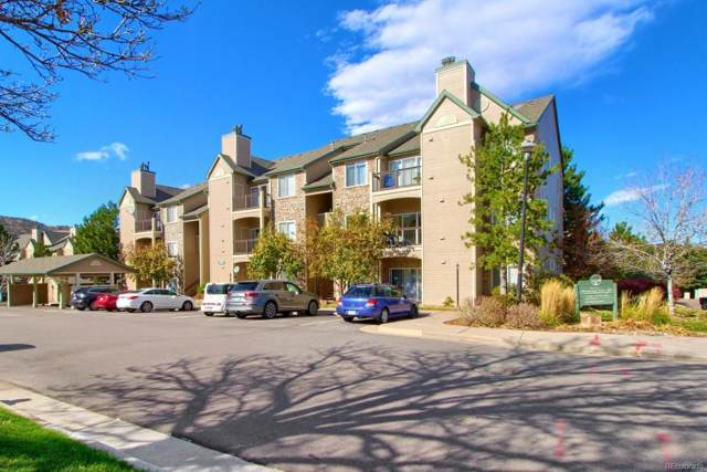 7435 S Alkire Street #205, Littleton, CO 80127 (#6466557) :: Mile High Luxury Real Estate