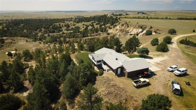 37710 Comanche Creek Road, Kiowa, CO 80117 (#6466685) :: Ben Kinney Real Estate Team