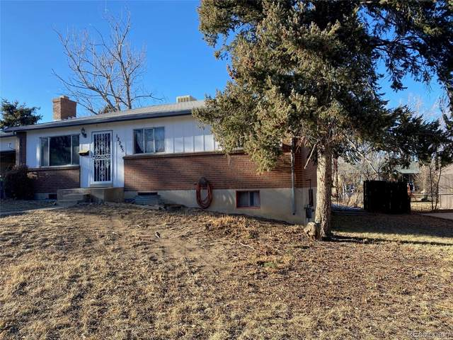 12295 W Ohio Place, Lakewood, CO 80228 (MLS #6466754) :: 8z Real Estate