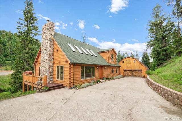19114 Silver Ranch Road, Conifer, CO 80433 (#6467028) :: HomeSmart Realty Group