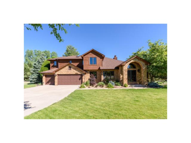 7665 Windford, Parker, CO 80134 (#6467108) :: The Peak Properties Group