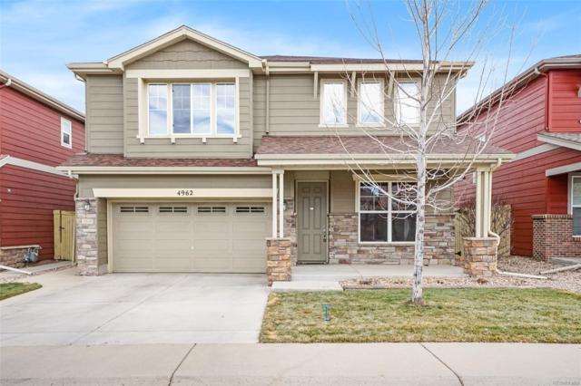 4962 S Zephyr Street, Littleton, CO 80123 (MLS #6467130) :: 8z Real Estate