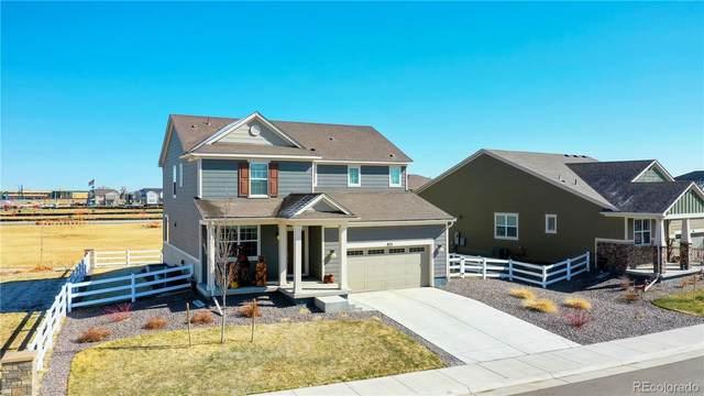 823 Penstemon Drive, Brighton, CO 80640 (#6467353) :: Venterra Real Estate LLC