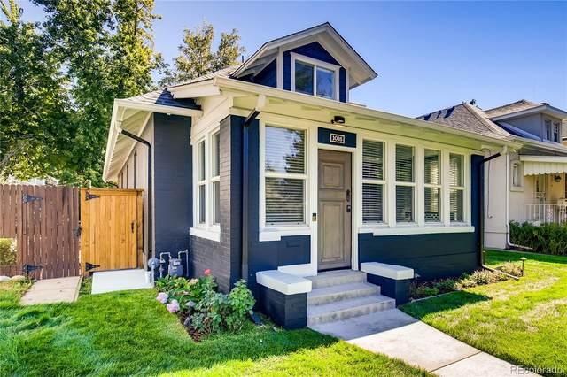 1016 S Emerson Street, Denver, CO 80209 (#6467638) :: The HomeSmiths Team - Keller Williams