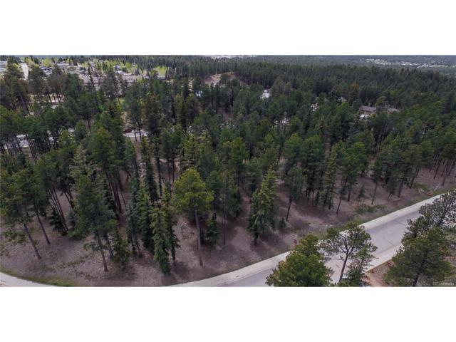 645 Chipmunk Drive, Woodland Park, CO 80863 (#6467666) :: Structure CO Group