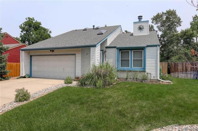 5972 S Taft Street, Littleton, CO 80127 (MLS #6467699) :: Bliss Realty Group