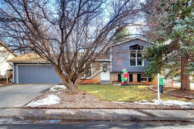 4592 S Yank Street, Morrison, CO 80465 (#6467953) :: iHomes Colorado