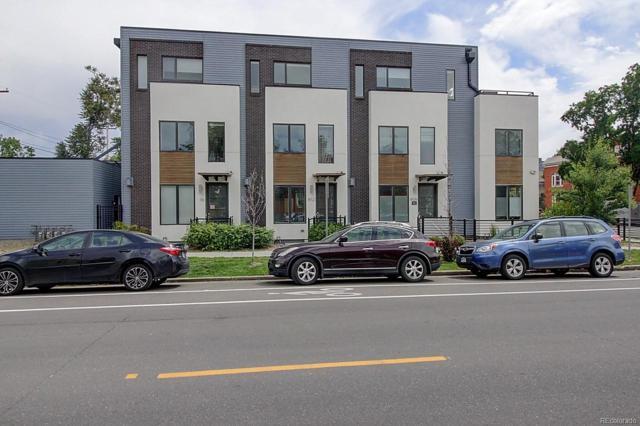 812 E 25th Avenue, Denver, CO 80205 (#6468309) :: Mile High Luxury Real Estate