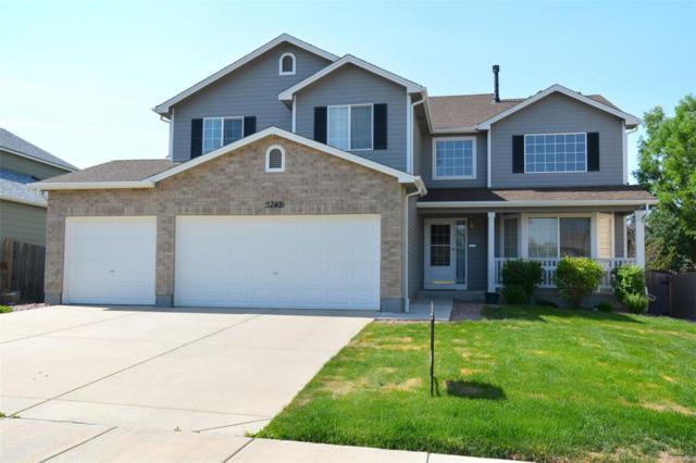 5745 Huerfano Drive, Colorado Springs, CO 80923 (#6468386) :: The DeGrood Team