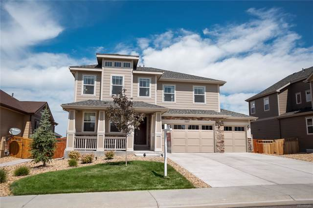 7277 Oasis Drive, Castle Rock, CO 80108 (MLS #6468874) :: 8z Real Estate