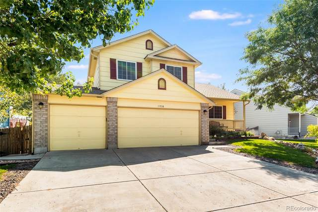 11538 River Run Parkway, Commerce City, CO 80640 (MLS #6469114) :: Kittle Real Estate