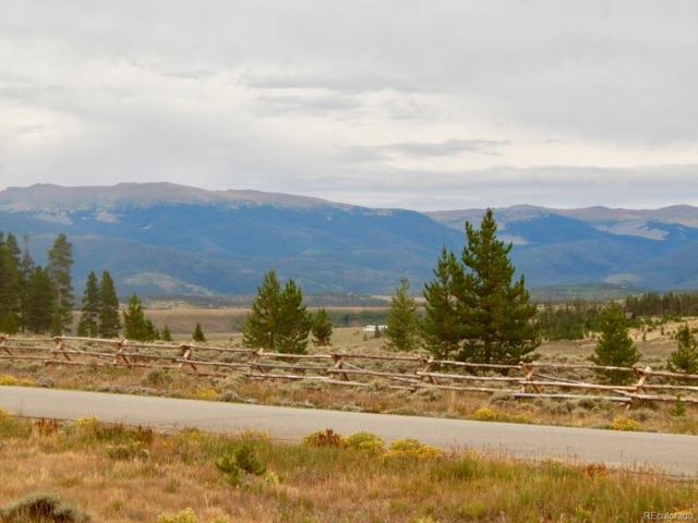 49 County Road 5221, Tabernash, CO 80478 (#6469488) :: Structure CO Group