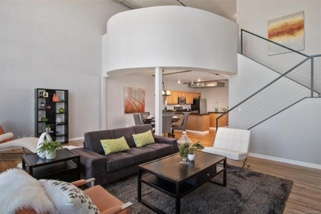 290 W 12th Avenue #605, Denver, CO 80204 (#6469686) :: The Healey Group