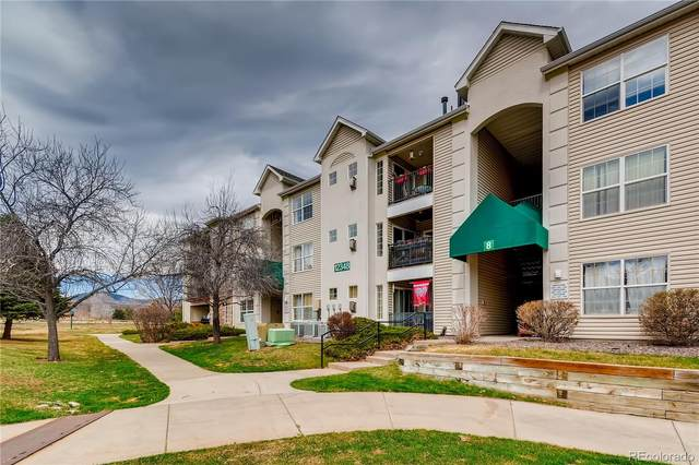 12348 W Dorado Place #303, Littleton, CO 80127 (#6469916) :: The Artisan Group at Keller Williams Premier Realty