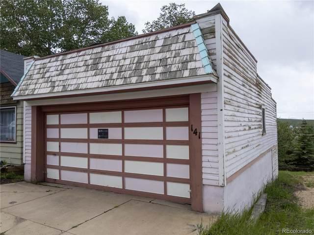 141 W 9th Street, Leadville, CO 80461 (MLS #6470018) :: 8z Real Estate