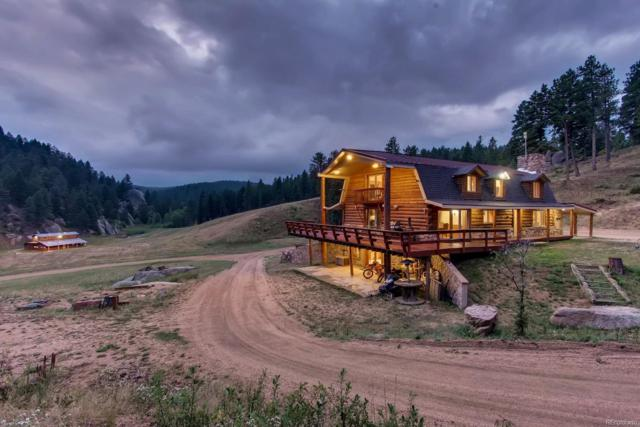 60 & 86 N County Highway 67, Sedalia, CO 80135 (#6470038) :: Colorado Home Realty