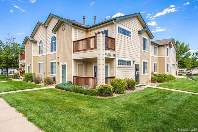 3002 W Elizabeth Street 19H, Fort Collins, CO 80521 (#6470337) :: The Artisan Group at Keller Williams Premier Realty