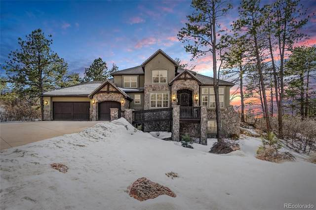 5225 Knobcone Drive, Castle Rock, CO 80108 (#6470698) :: Berkshire Hathaway Elevated Living Real Estate