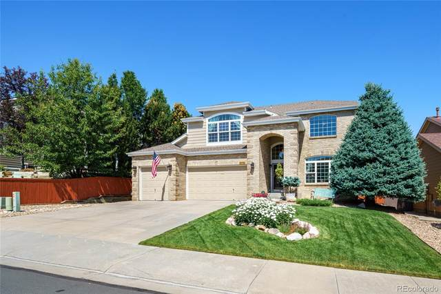 1972 Baguette Drive, Castle Rock, CO 80108 (#6470749) :: The Harling Team @ Homesmart Realty Group