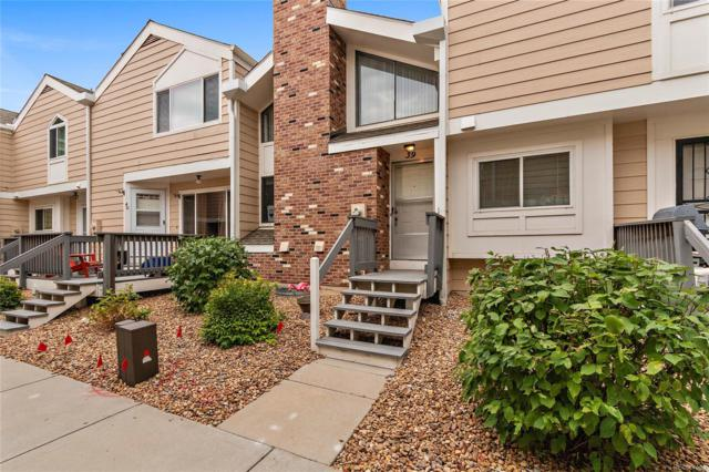6815 W 84th Way #39, Arvada, CO 80003 (#6470958) :: The Healey Group