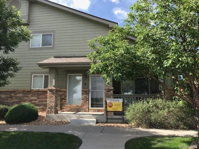 2900 Purcell Street H-6, Brighton, CO 80601 (#6471489) :: My Home Team