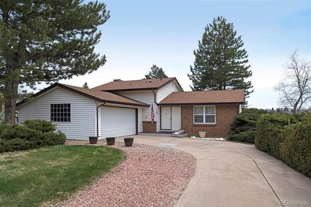 7760 S Harlan Way, Littleton, CO 80128 (#6471629) :: The Dixon Group