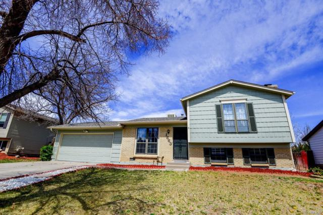 1663 S Quintero Way, Aurora, CO 80017 (#6472358) :: The Peak Properties Group