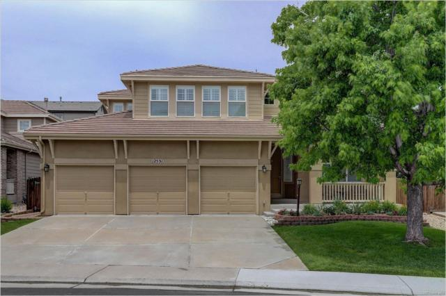 12531 Bradford Drive, Parker, CO 80134 (#6472581) :: The Heyl Group at Keller Williams