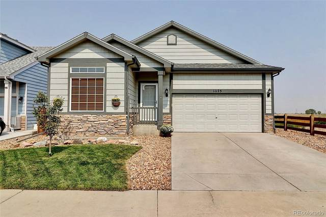 11175 Eagle Creek Circle, Commerce City, CO 80022 (#6472726) :: Compass Colorado Realty