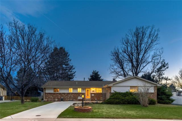 6453 S Marion Place, Centennial, CO 80121 (#6472776) :: Compass Colorado Realty