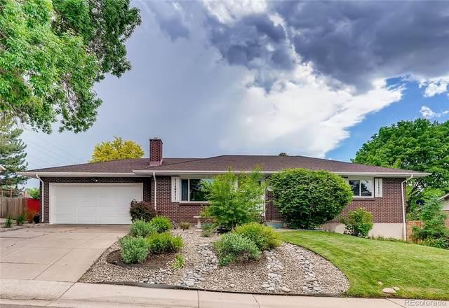 8066 Lehigh Avenue, Denver, CO 80237 (#6472903) :: HomeSmart