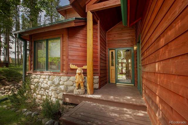 1250 Gcr 8, Fraser, CO 80442 (MLS #6472919) :: 8z Real Estate