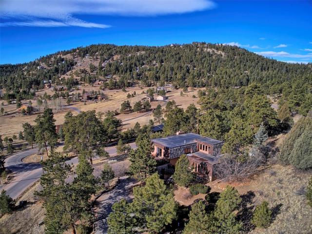 6630 Kilimanjaro Drive, Evergreen, CO 80439 (#6472998) :: The Peak Properties Group