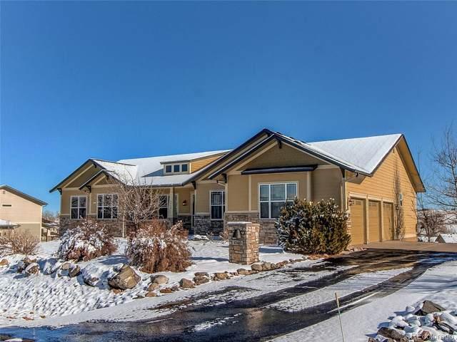 4560 Pleasant Valley Circle, Elizabeth, CO 80107 (MLS #6473621) :: 8z Real Estate