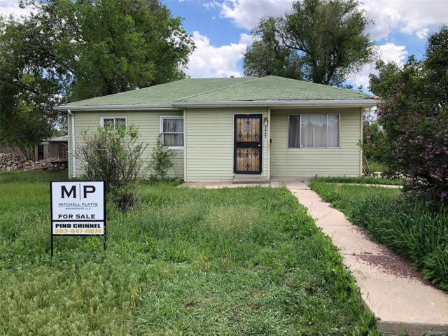 3440 W Tennessee Avenue, Denver, CO 80219 (#6473641) :: The Galo Garrido Group