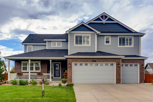 3014 Mashie Circle, Castle Rock, CO 80109 (#6473746) :: The DeGrood Team