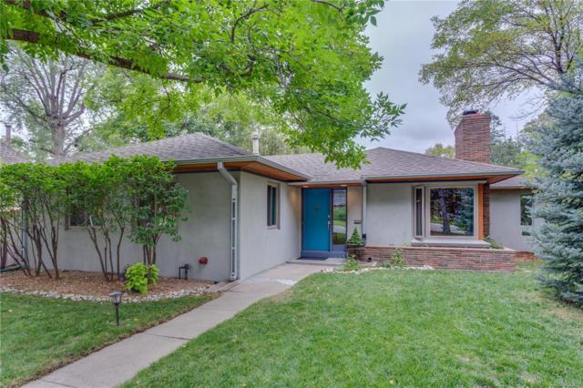1965 S Adams Street, Denver, CO 80210 (#6473755) :: The Griffith Home Team