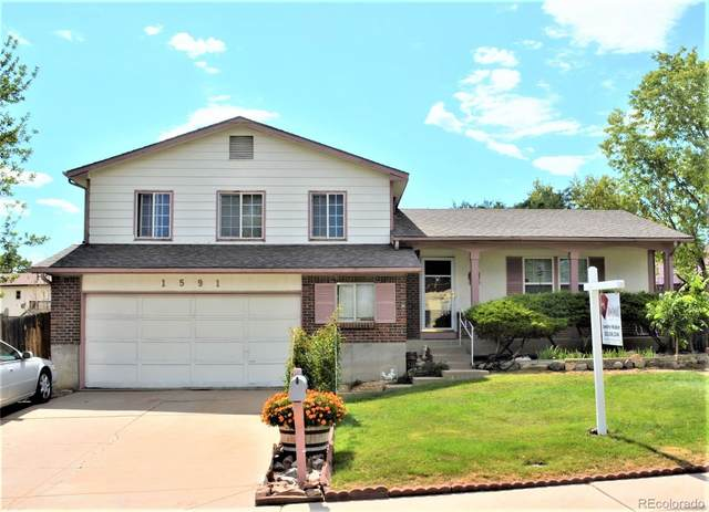 1591 S Evanston Street, Aurora, CO 80012 (MLS #6473954) :: 8z Real Estate