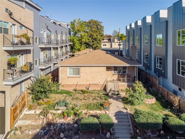 4470 Tennyson Street, Denver, CO 80212 (#6474056) :: Briggs American Properties