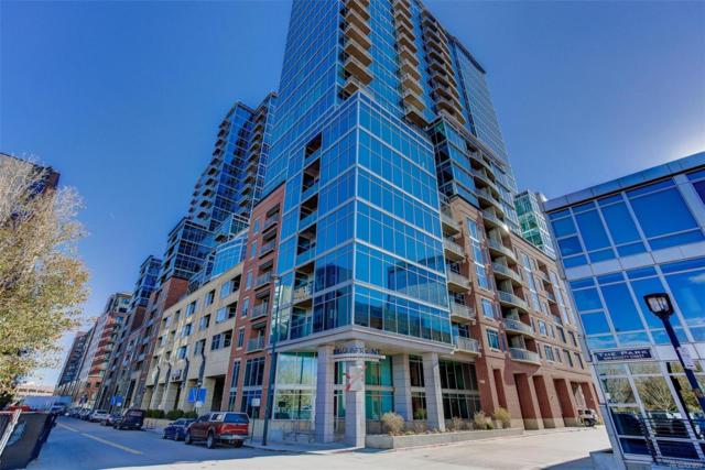 1700 Bassett Street #1307, Denver, CO 80202 (#6474065) :: 5281 Exclusive Homes Realty