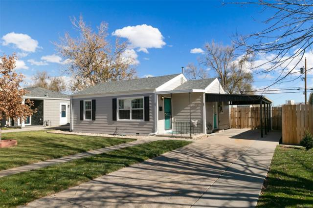 5060 Tejon Street, Denver, CO 80221 (#6474469) :: My Home Team