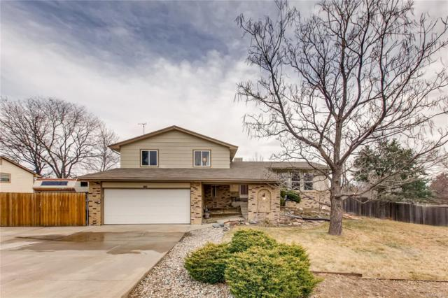 7776 S Dover Street, Littleton, CO 80128 (#6474492) :: Sellstate Realty Pros