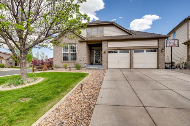 11377 S Lost Creek Circle, Parker, CO 80138 (#6474564) :: The HomeSmiths Team - Keller Williams