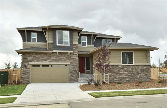 498 W 130th Avenue, Westminster, CO 80234 (#6474585) :: Colorado Home Finder Realty