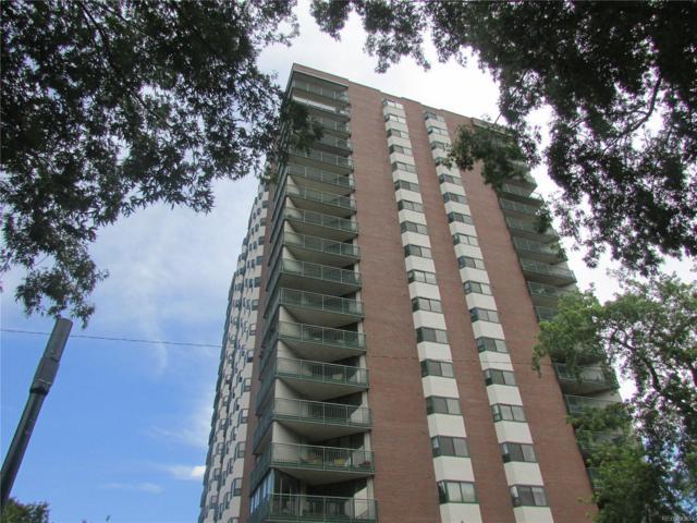 550 E 12th Avenue #1603, Denver, CO 80203 (#6474782) :: HomeSmart Realty Group