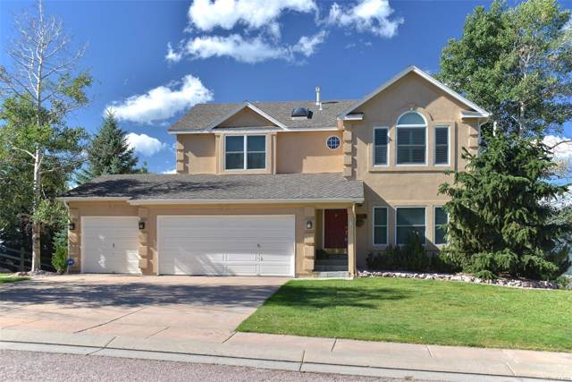15845 Holbein Drive, Colorado Springs, CO 80921 (#6474829) :: Harling Real Estate